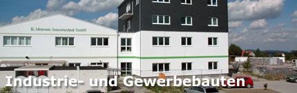 Industrie- und Gewerbebauten